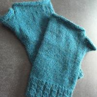 Handschuhe ohne Finger...