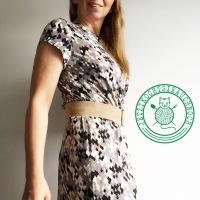 Kleidchen Nr. 1 von Rosa P. (Design- und Testnähen - Enthält daher Werbelinks)