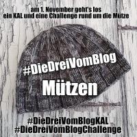 #DieDreivomBlog - Mütze!