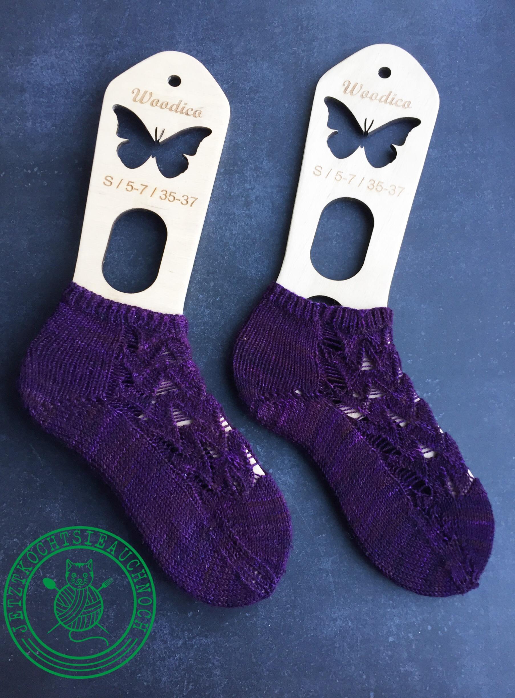 Socken stricken | jetztkochtsieauchnoch