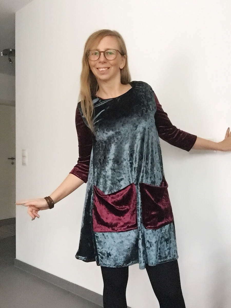 Kleid Nr 2 von Rosa P.