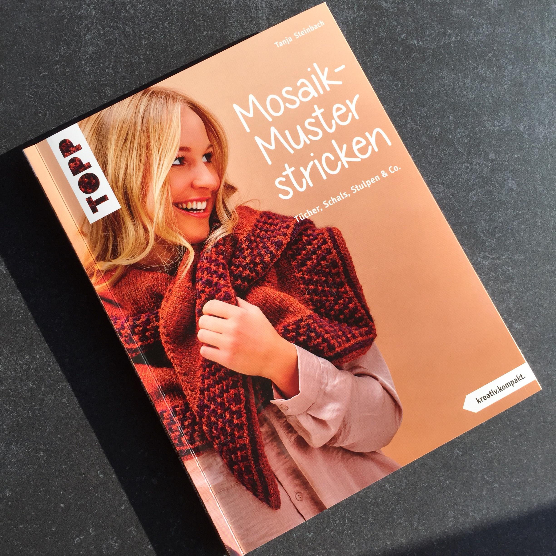 Mosaikmuster stricken – Tanja Steinbach | jetztkochtsieauchnoch
