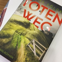 Lesung von Romy Fölck zu Totenweg in Köln