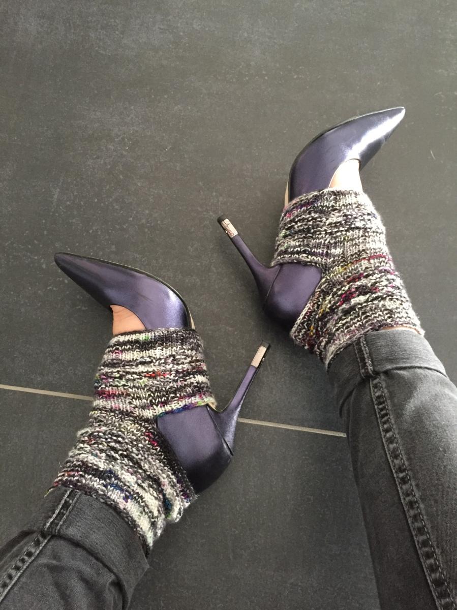 #DiedreivomBlog Yoga Socken