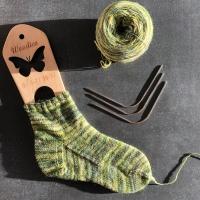 Stinos - Stinknormale Socken für #ovargrünesocke