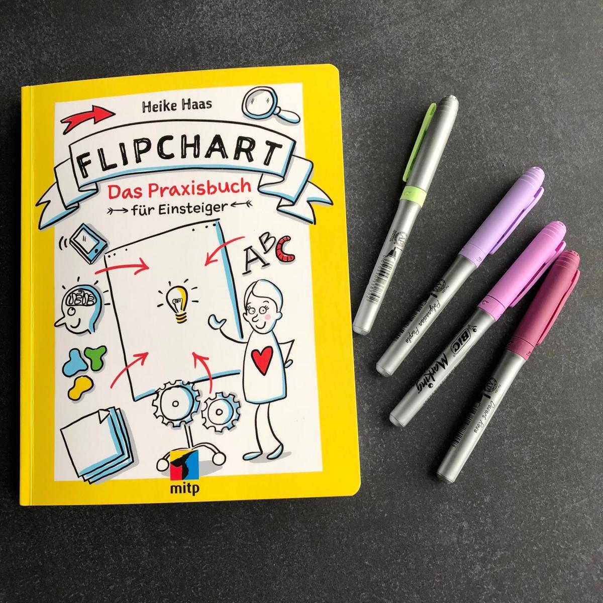 Flipchart das Praxisbuch