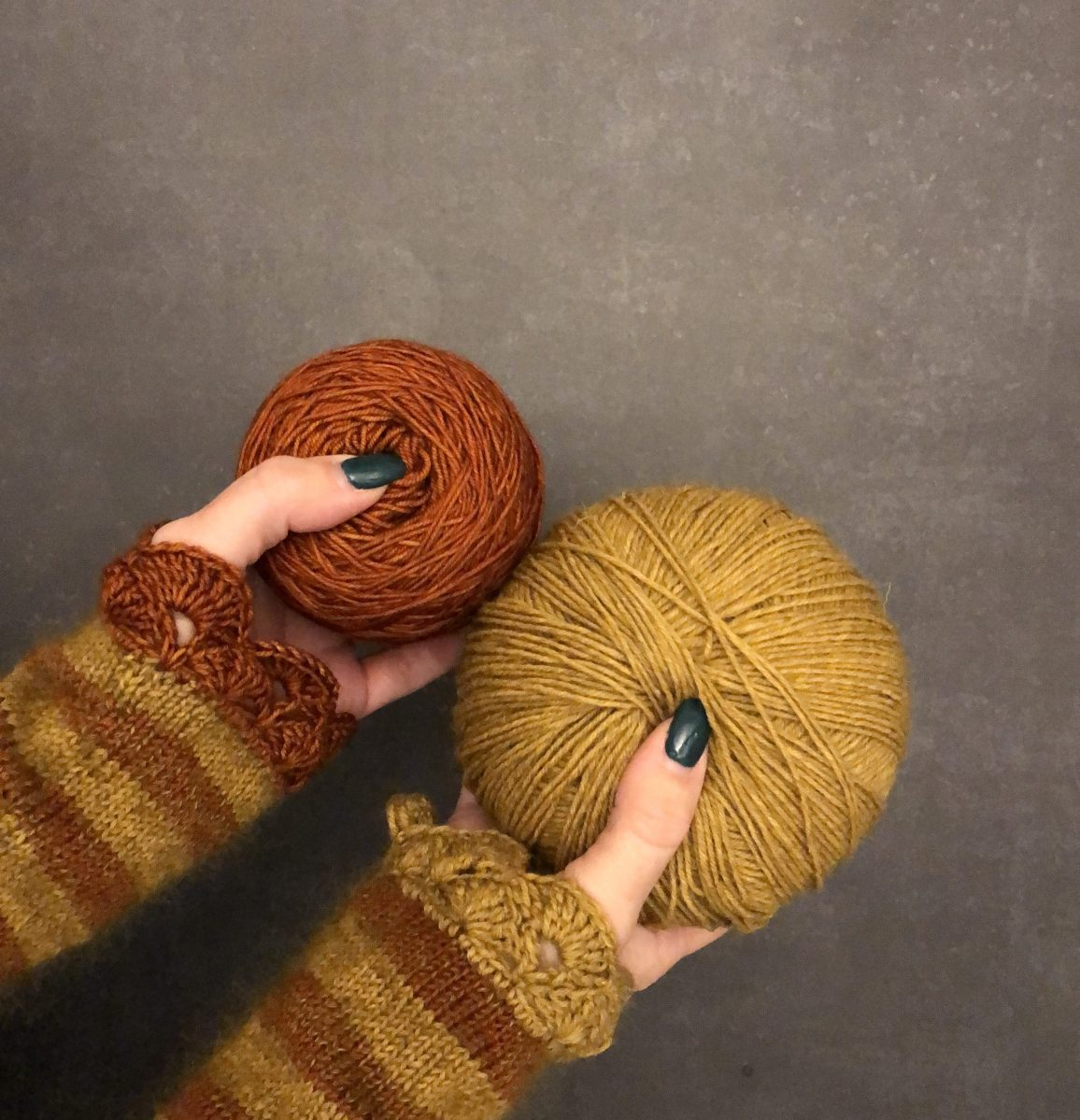 All about Eve Cuffs von The Knitting Me