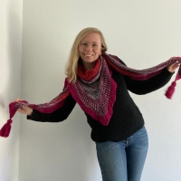Island in the Sun von Sosu Knits aus Dibadu Garn